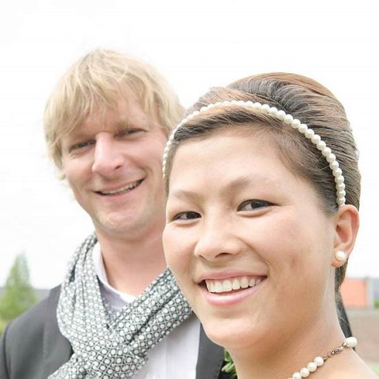 Cuộc tình đẹp như mơ của cô gái H'Mông với chồng Tây trước khi ly hôn - Ảnh 6