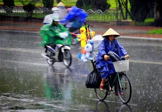 Tin tức dự báo thời tiết mới nhất hôm nay 20/9/2019: Hà Nội chiều tối có mưa rào - Ảnh 1