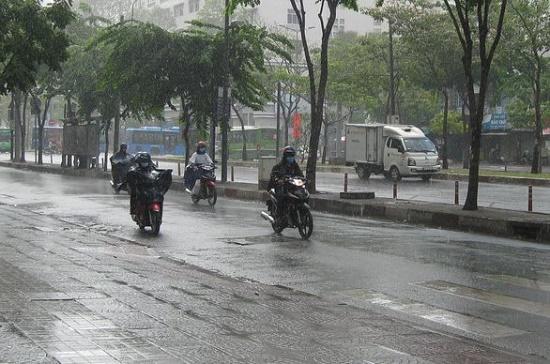 Tin tức dự báo thời tiết mới nhất hôm nay 26/9/2019: Trung Bộ tiếp tục có mưa - Ảnh 1