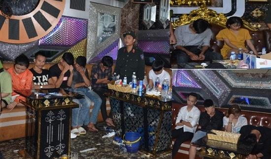 """Vụ cảnh sát đột kích quán karaoke Paradise: Lộ tuổi đời những """"bóng hồng"""" và dân chơi xăm trổ - Ảnh 2"""