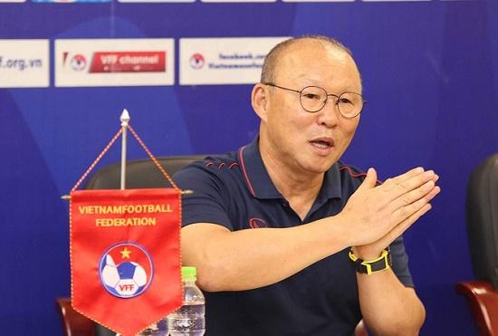 """HLV Park: """"Hàn Quốc rõ ràng là một đối thủ khó chịu"""" - Ảnh 1"""