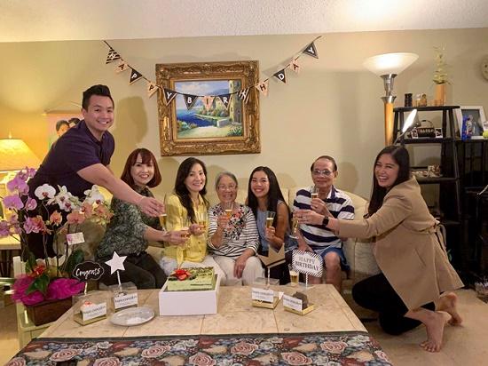 Dù đã ly hôn, Quang Minh vẫn không quên làm điều này trong ngày sinh nhật Hồng Đào - Ảnh 2