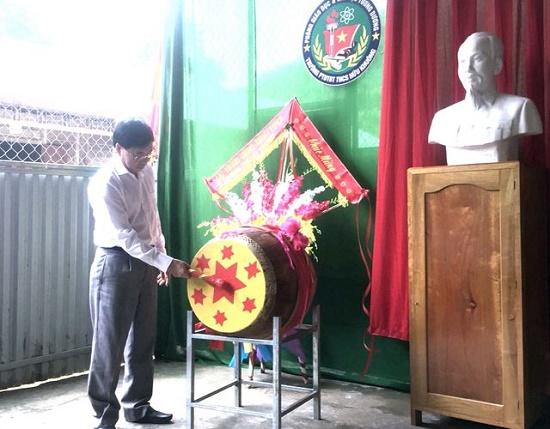 """Lễ khai giảng """"đặc biệt"""" tại trường học ở xã nghèo nhất Nghệ An - Ảnh 2"""