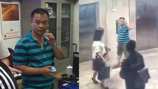Tạm giữ người đàn ông bị tố sàm sỡ cô gái trẻ tại hầm gửi xe chung cư ở Hà Nội - Ảnh 1