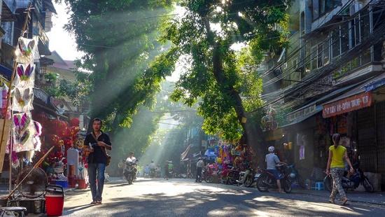 Tin tức dự báo thời tiết mới nhất hôm nay 6/9/2019: Hà Nội nắng nóng 35 độ C - Ảnh 1