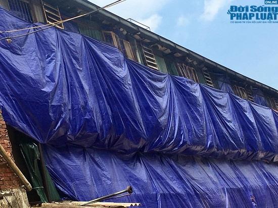 Sau vụ cháy công ty Rạng Đông: Những tàn tích được dọn dẹp gọn gàng - Ảnh 2