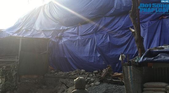 Sau vụ cháy công ty Rạng Đông: Những tàn tích được dọn dẹp gọn gàng - Ảnh 5