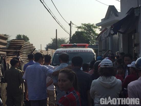 Lặng người vì hình ảnh hiện trường tan hoang vụ cháy 5 người trong gia đình tử vong tại TP.HCM - Ảnh 5