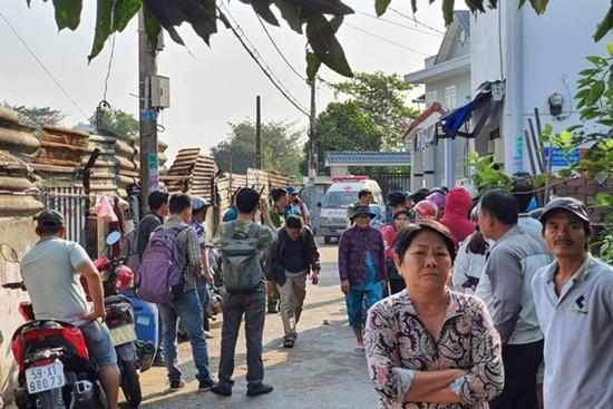Lặng người vì hình ảnh hiện trường tan hoang vụ cháy 5 người trong gia đình tử vong tại TP.HCM - Ảnh 7