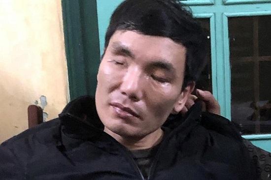 Vụ 2 vợ chồng cụ ông bị truy sát thương vong ở Hưng Yên: Khởi tố nghi phạm tội giết người - Ảnh 1