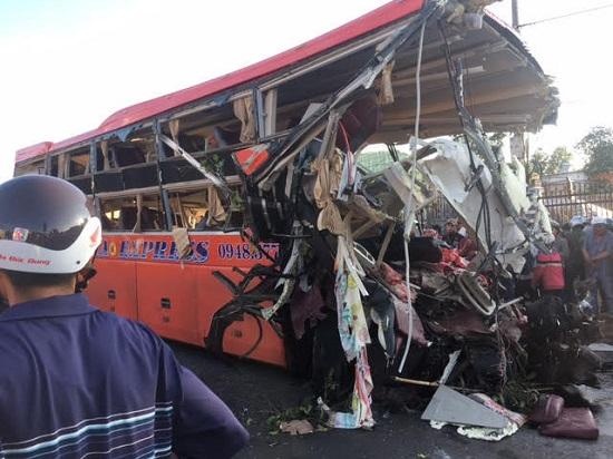 Trong ngày mùng 2 Tết Nguyên đán có 39 người thương vong do tai nạn giao thông - Ảnh 1