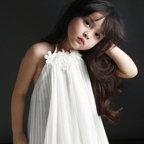 """Ngẩn ngơ vẻ đẹp tựa thiên thần của con gái """"mỹ nhân đẹp nhất Philippines"""" - Ảnh 4"""