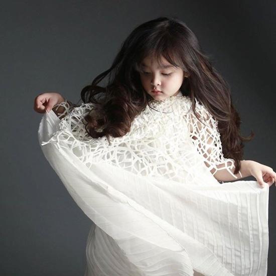 """Ngẩn ngơ vẻ đẹp tựa thiên thần của con gái """"mỹ nhân đẹp nhất Philippines"""" - Ảnh 6"""