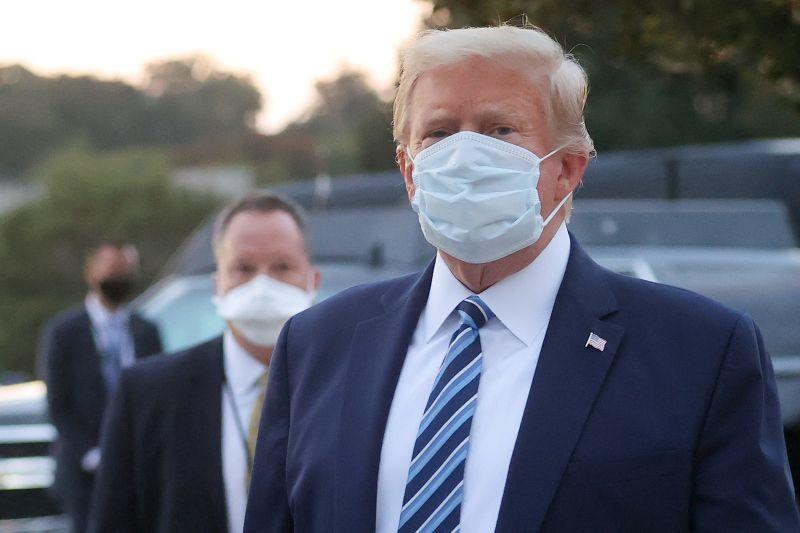 Tổng thống Mỹ Donald Trump tuyên bố đã ngừng dùng thuốc điều trị COVID-19 - Ảnh 1