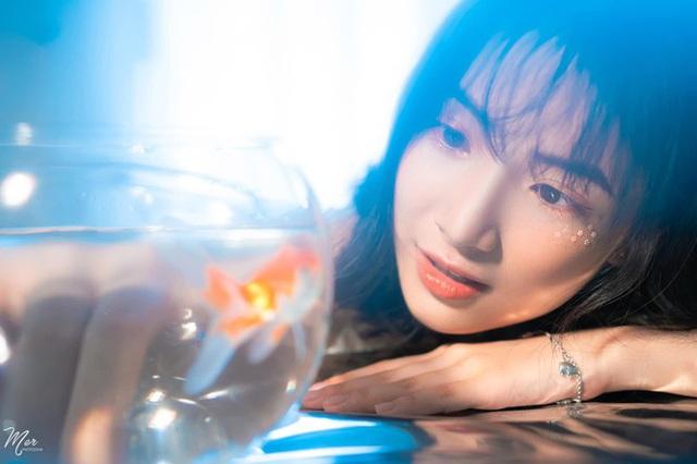 Nữ sinh Nam Định sở hữu nét đẹp đậm chất Á Đông, nụ cười tỏa nắng luôn thường trực trên môi - Ảnh 5