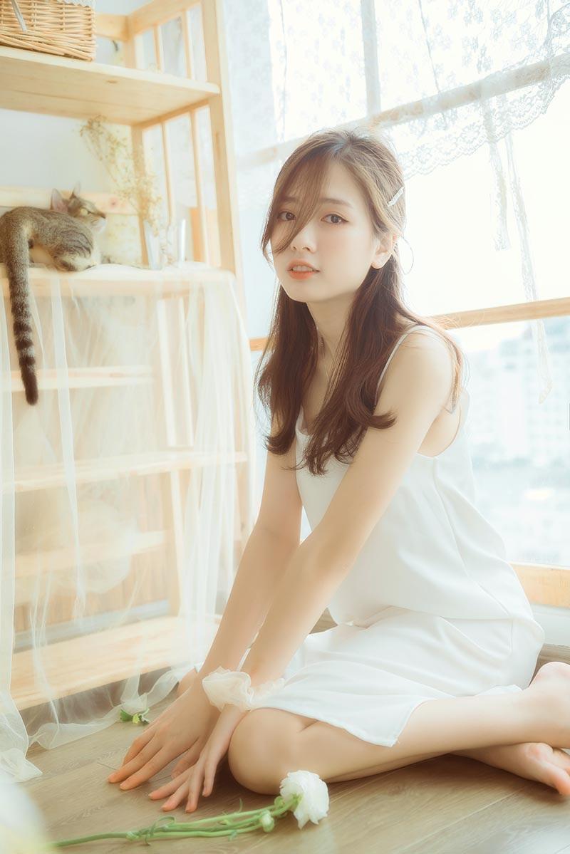Nữ sinh Nam Định sở hữu nét đẹp đậm chất Á Đông, nụ cười tỏa nắng luôn thường trực trên môi - Ảnh 9