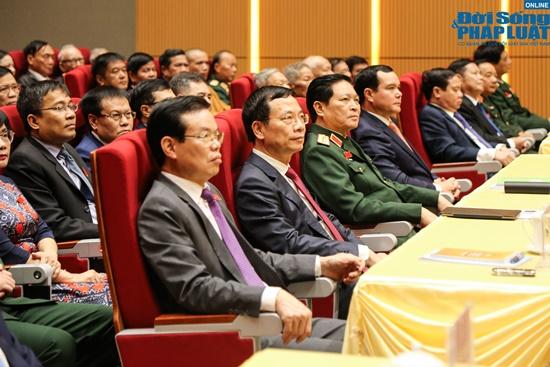 Đại tướng Ngô Xuân Lịch dự Đại hội Đảng bộ tỉnh Hà Giang lần thứ XVII - Ảnh 2