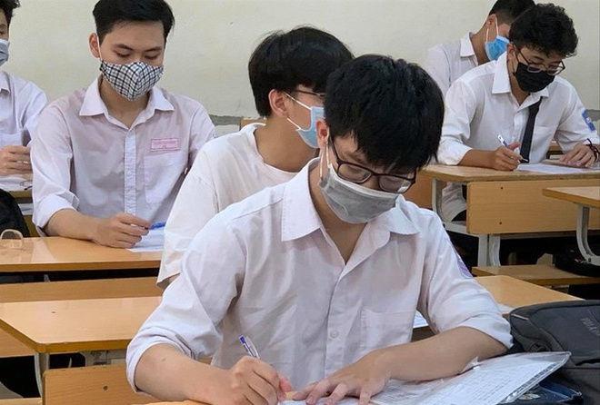Bộ GD&ĐT chốt phương án thi tốt nghiệp THPT 2021 - Ảnh 1