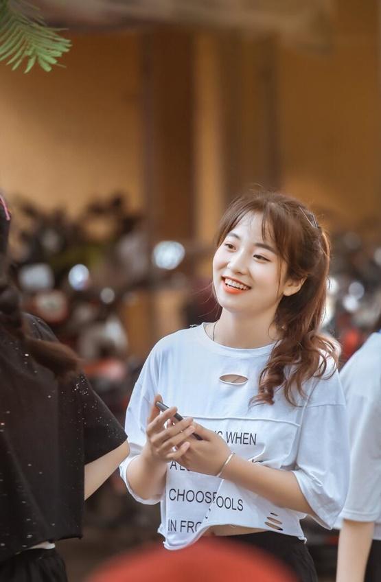Nữ sinh Thái Nguyên sở hữu nét đẹp lai Hàn hé lộ sự thật khiến nhiều người ngỡ ngàng - Ảnh 8
