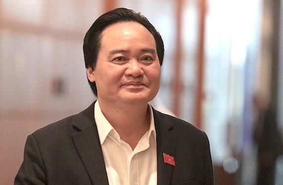 """Bộ trưởng bộ GD&ĐT Phùng Xuân Nhạ giải trình về """"sự cố"""" bộ sách Cánh Diều - Ảnh 1"""