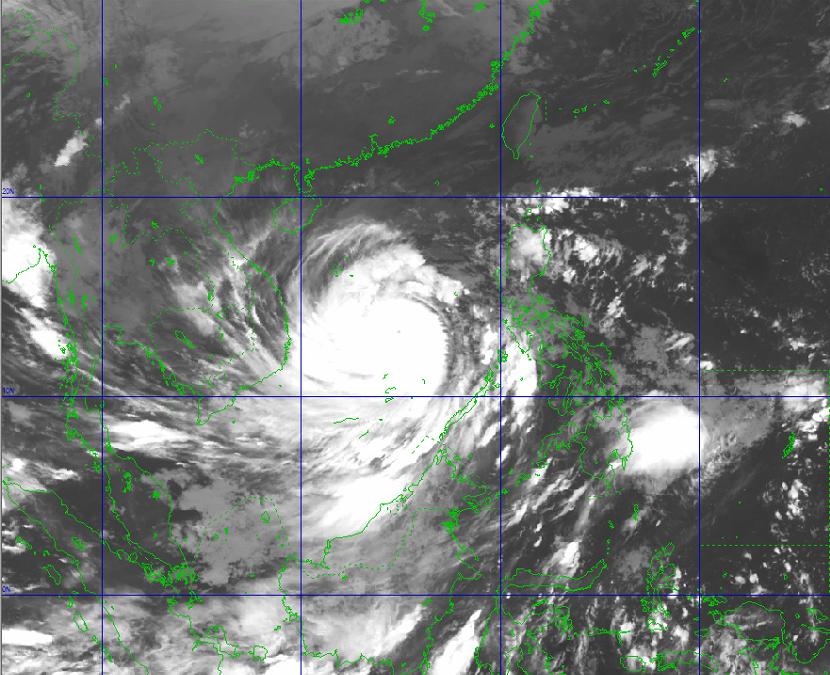 Tin bão số 9 khẩn cấp: Giật cấp 17, di chuyển nhanh hướng vào Đà Nẵng - Phú Yên - Ảnh 1