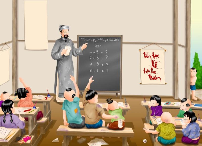 Top 4 truyện ngắn hay về thầy cô cho báo tường ngày Nhà giáo Việt Nam 20/11 - Ảnh 1