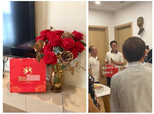 Matt Liu bị chê tặng quà kém tinh tế, mẹ Hoa hậu Hương Giang có hành động bất ngờ - Ảnh 4