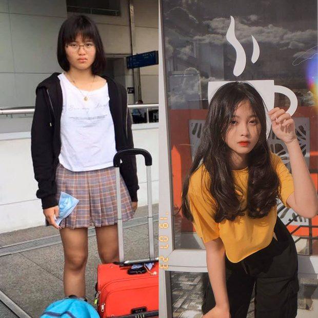Soi gương cũng chán chẳng muốn nhìn mình, nữ sinh ĐH HUTECH biến hóa đỉnh cao sau khi giảm 15kg - Ảnh 4