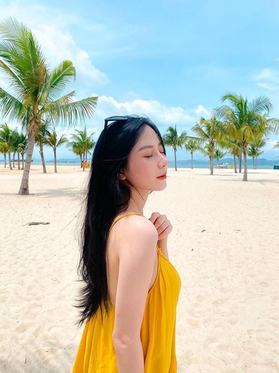 """Nữ sinh Tuyên Quang sở hữu nhan sắc """"đẹp như tượng tạc"""", góc nghiêng kiêu kỳ khiến bao chàng đắm say - Ảnh 5"""