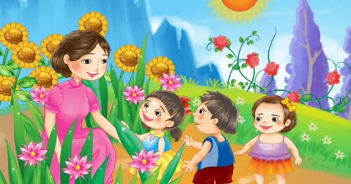 Những lời chúc ý nghĩa nhất dành cho cô giáo mầm non nhân ngày Nhà giáo Việt Nam 20/11 - Ảnh 1