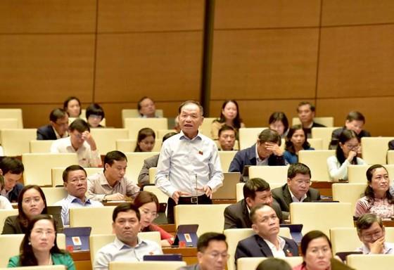 ĐBQH Lê Thanh Vân: Đề xuất tăng học phí là phản cảm - Ảnh 1