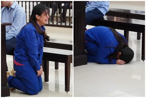Đề nghị tử hình cha dượng, tù chung thân mẹ ruột bạo hành bé gái 3 tuổi tử vong: Nữ bị cáo quỳ gối xin lỗi - Ảnh 3