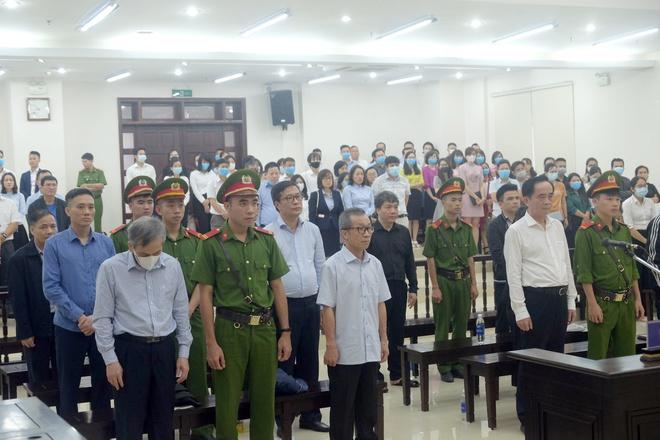 Xét xử vụ án tại BIDV: 12 bị cáo lĩnh án từ 3 năm tù đến 18 năm tù - Ảnh 2