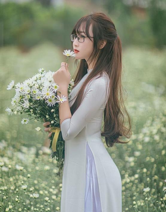 Cô giáo Bắc Giang xinh đẹp tựa thiên thần trong bộ ảnh lưu giữ khoảnh khắc thanh xuân - Ảnh 6