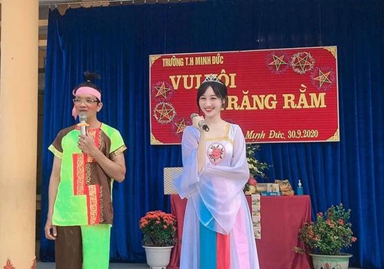 Cô giáo Bắc Giang xinh đẹp tựa thiên thần trong bộ ảnh lưu giữ khoảnh khắc thanh xuân - Ảnh 8