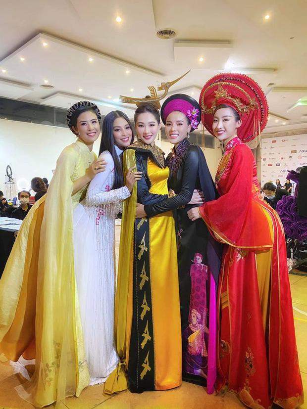 Lâu lâu tái xuất 1 lần, Hoa hậu Đặng Thu Thảo chiếm trọn spotlight với nhan sắc đỉnh cao cùng thần thái sang chảnh - Ảnh 6