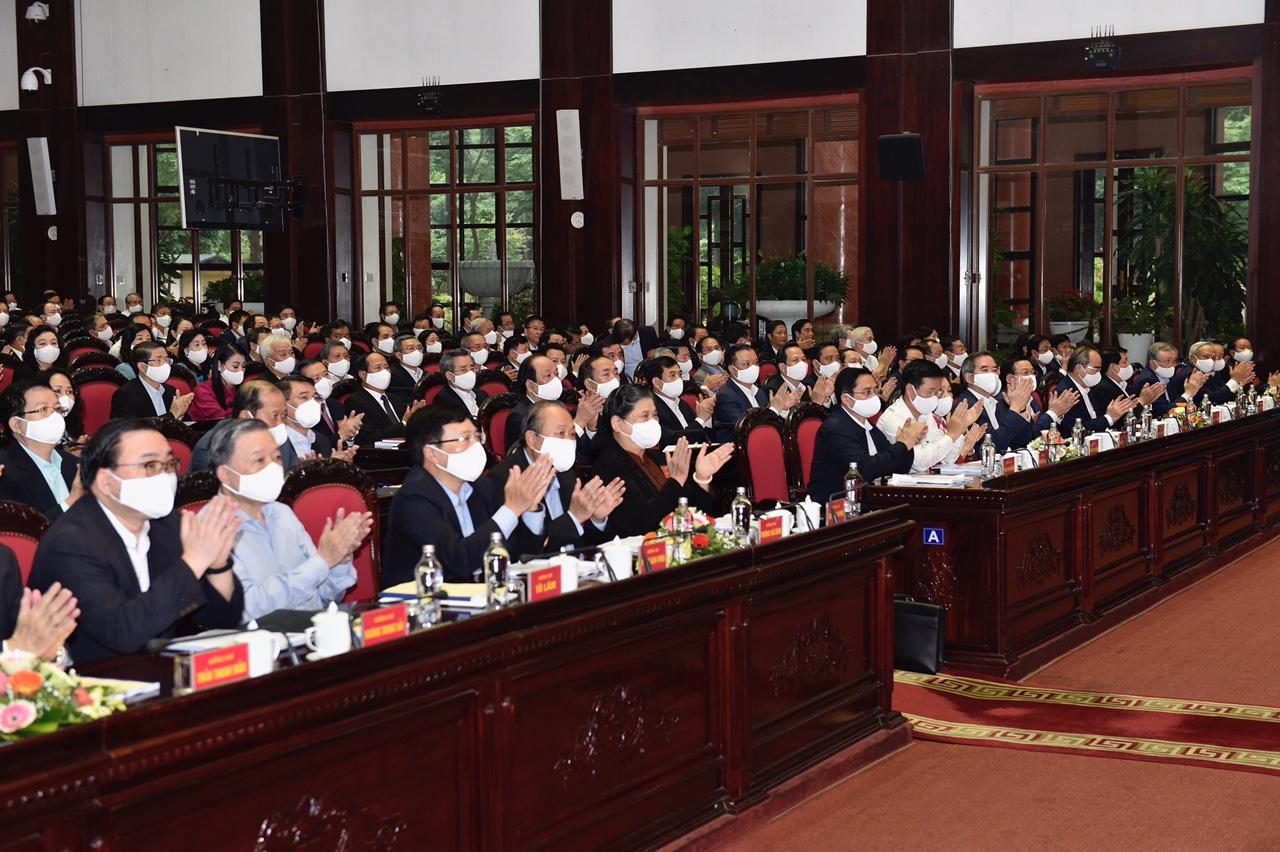 Tiền đề rất quan trọng góp phần vào thành công Đại hội XIII của Đảng - Ảnh 3