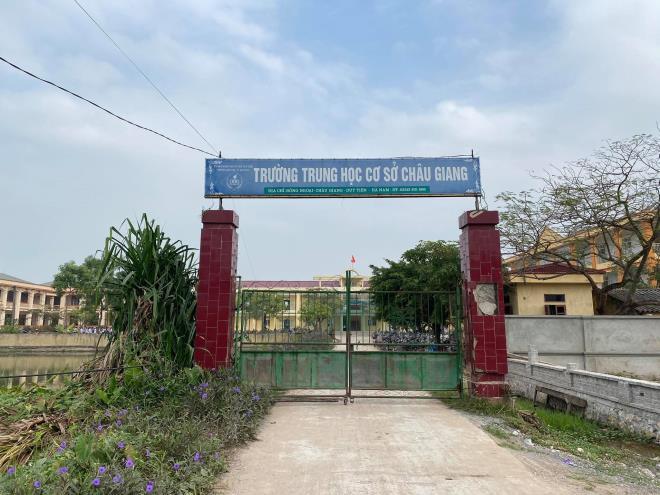 Vụ nam sinh lớp 9 tử vong bất thường ở Hà Nam: Tạm giữ hình sự học sinh 14 tuổi - Ảnh 1