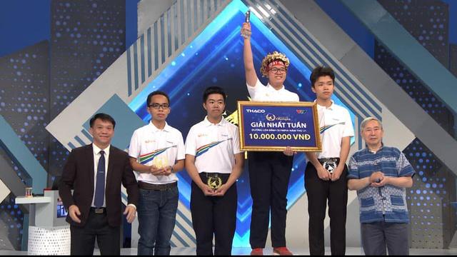 Nam sinh Hà Nội xác lập kỷ lục khó tin tại Đường lên đỉnh Olympia 2021 - Ảnh 3