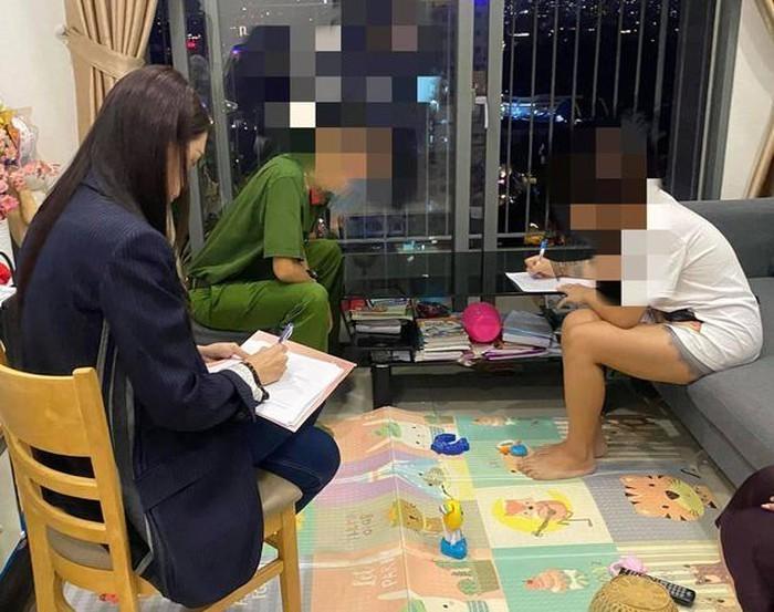 Công an phường Thảo Điền lên tiếng vụ Hoa hậu Hương Giang xuất hiện ở nhà anti-fan - Ảnh 1