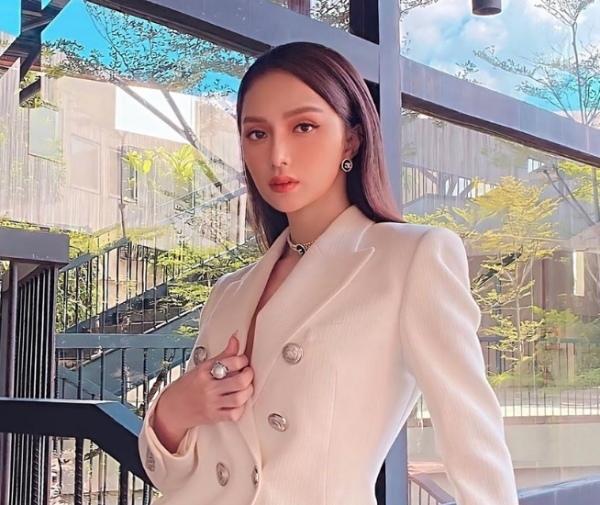 Công an phường Thảo Điền lên tiếng vụ Hoa hậu Hương Giang xuất hiện ở nhà anti-fan - Ảnh 2