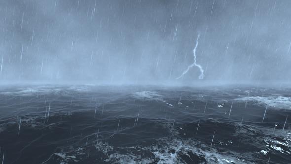 Dự báo thời tiết ngày 9/11: Áp thấp nhiệt đới đi vào biển Đông gây mưa dông, sóng lớn - Ảnh 1