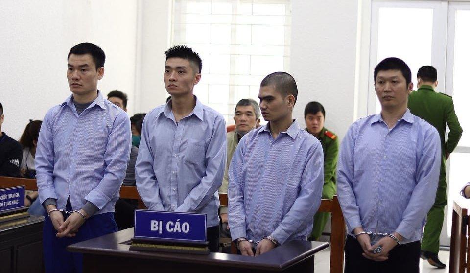 Nhóm bắt cóc tống tiền con nợ, chia nhau hơn 41 năm tù - Ảnh 1