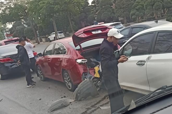 Tin tai nạn giao thông ngày 12/12: 2 chị em bị container cán tử vong - Ảnh 2
