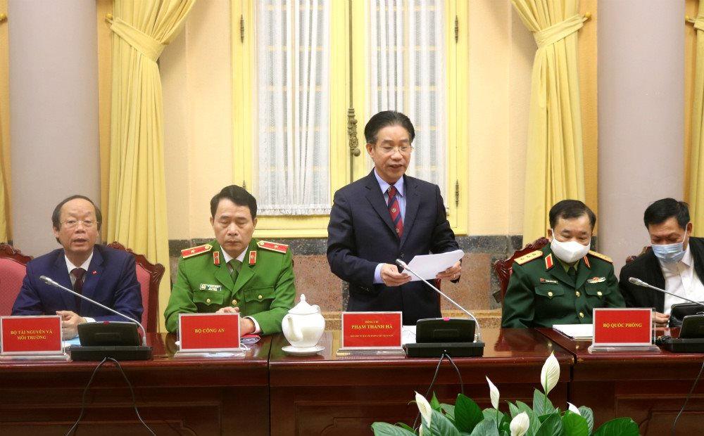 Công bố Lệnh của Chủ tịch nước đối với 7 luật mới được thông qua - Ảnh 1