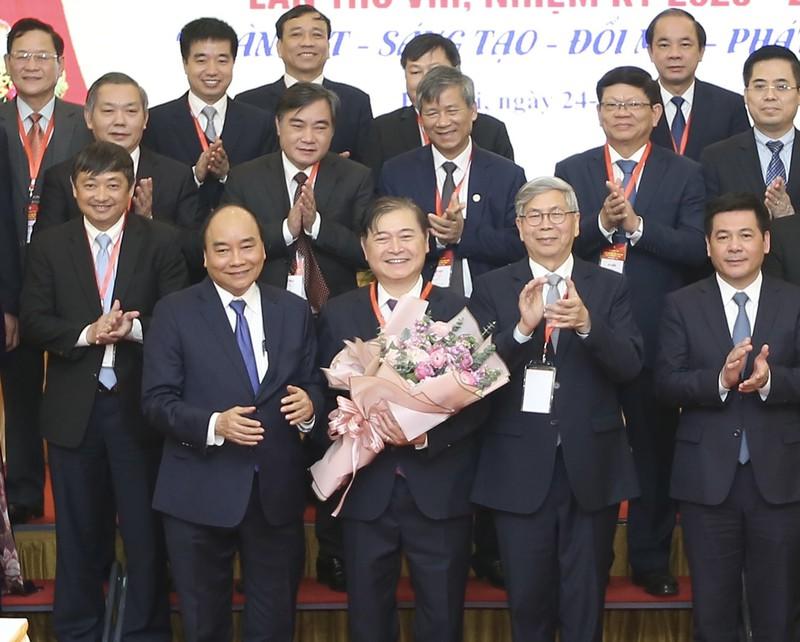 Tiến sĩ Phan Xuân Dũng trở thành Tân Chủ tịch Liên hiệp Hội Việt Nam - Ảnh 1