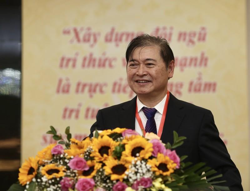 Tiến sĩ Phan Xuân Dũng trở thành Tân Chủ tịch Liên hiệp Hội Việt Nam - Ảnh 2