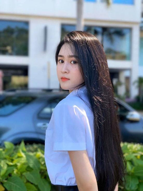 9X ĐH Nha Trang sở hữu nhan sắc xinh đẹp như mỹ nữ trong tranh - Ảnh 10