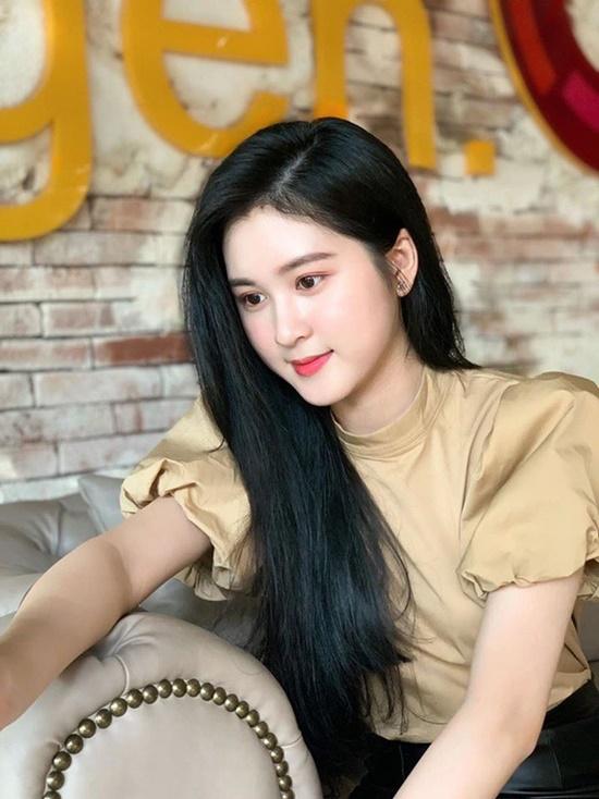 9X ĐH Nha Trang sở hữu nhan sắc xinh đẹp như mỹ nữ trong tranh - Ảnh 9
