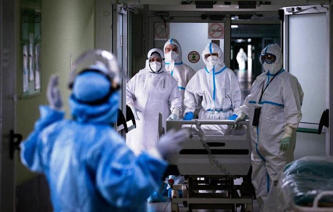 Nga xác nhận số ca tử vong do COVID-19 gấp 3 lần đã công bố  - Ảnh 1